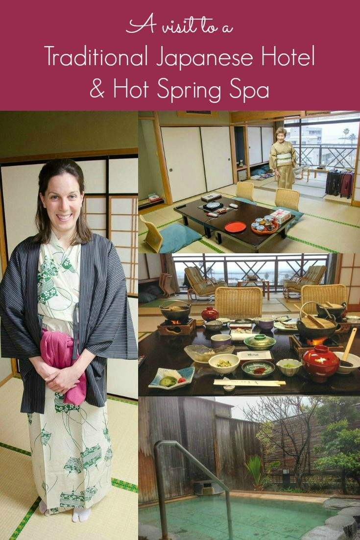 You need to do this if you go to Japan! Tips for visiting a traditional Japanese hotel (ryokan) and hot spring spa (onsen).
