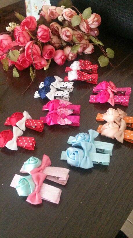 #handmade #hairclip #jepit #rambut #girls
