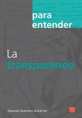 Transparencia se ha vuelto un término cotidiano en la actualidad pero, ¿qué debemos entender por ella?, ¿qué tipos de transparencia existen? Este libro explica los orígenes de este concepto fundamental para la democracia.