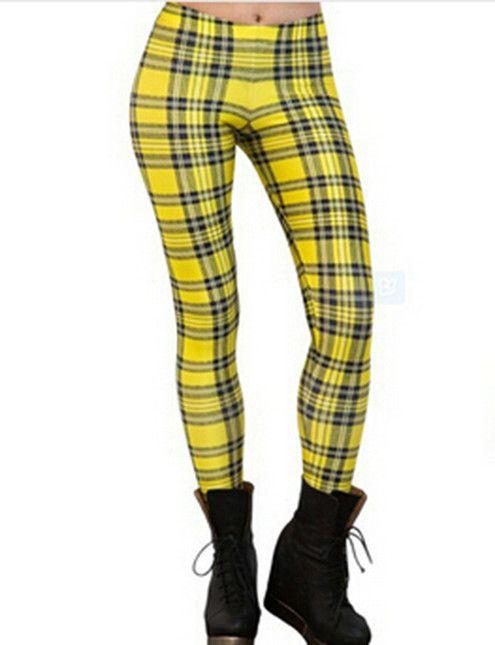 New 2016 Women Personality Cartoon 3D Printed Leggings Space Printed Pants Black Milk Leggins Plus Size Best Quality X-038