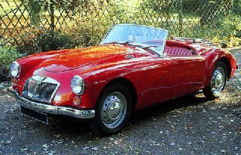 MG II Roadster