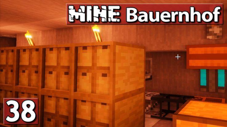 Automatisches Automatiklager  MINE Bauernhof MINECRAFT LiTW deutsch #38 In Minecraft nen Gang runter schalten. Natur genießen. Entspannt spielen. Gute Unterhaltung!  ABO KOSTENLOS: http://gada.link/ggsabo  Alle Folgen MINECRAFT MINE Bauernhof: https://www.youtube.com/watch?v=ulUF2NfWM8I&list=PLTHcscbf3HJKStxoQ-kGshuoDo5a4CLFW&index=1  MEHR ?  Beschreibung lesen!   GEMEINSAM STARK: http://ift.tt/1OVpu8S DANKE!  GADAROL ZWEI: http://gada.link/g2abo  DEIN Game-Server einfach und günstig…