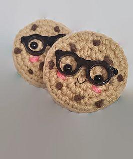 Smart cookie amigurumi pattern!
