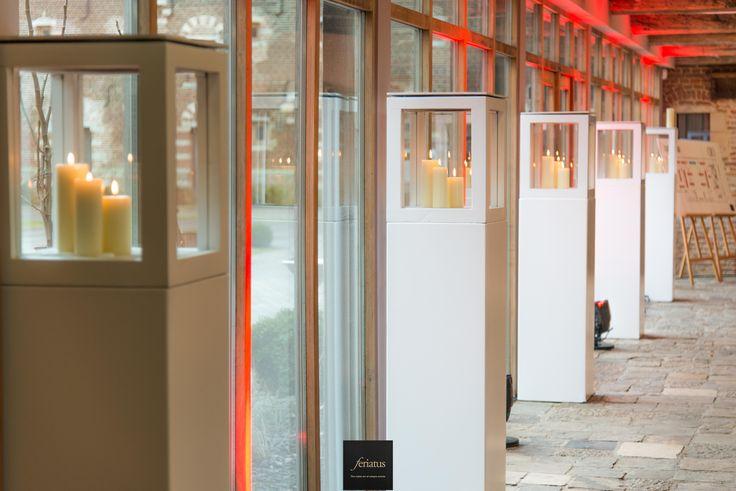 FERIATUS - Wedding V&K - Design - Verner - Lautner - Aile - Lanterns
