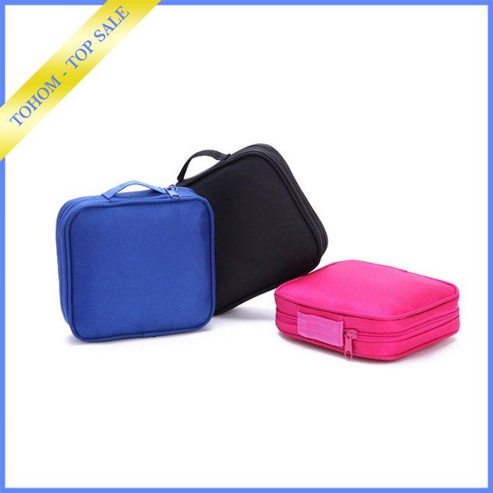 Travel Series Hanging Cosmetic bag candy Organizer Waterproof Toiletry Organizer Bag