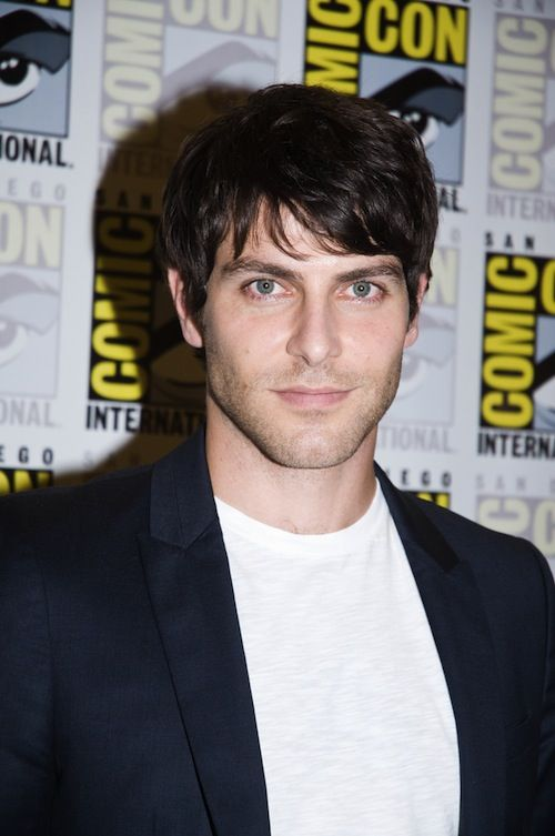 David Giuntoli - Nick Burkhardt in Grimm