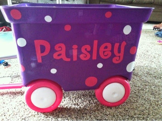 Fearlessly Creative Mammas: The Welcome Wagon for Paisley