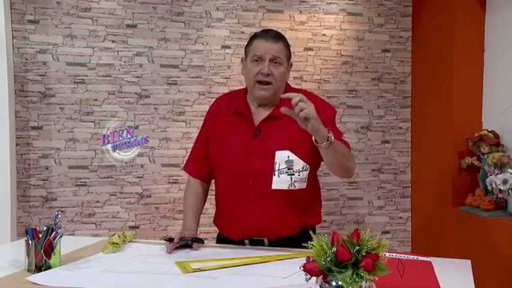 ABRIGO DE INVIERNO DE SASTRERIA    Hermenegildo Zampar  - Bienvenidas TV en HD - Molde trasero de un abrigo...