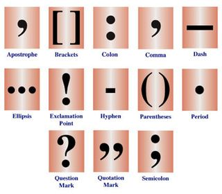 National Punctuation Day