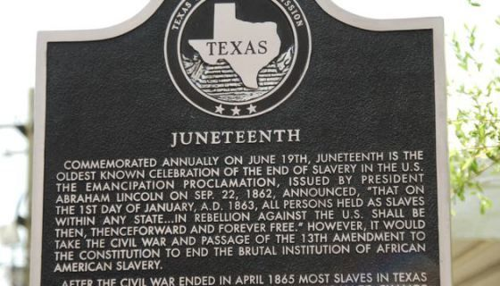 As many around the nation and the world prepare to celebrate the 150th anniversary of Juneteenth, also known Emancipation Day, a variety of celebrations will take place. Figuring in the center of t…