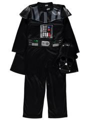 Star Wars Sound Effect Darth Vader Fancy Dress Costume