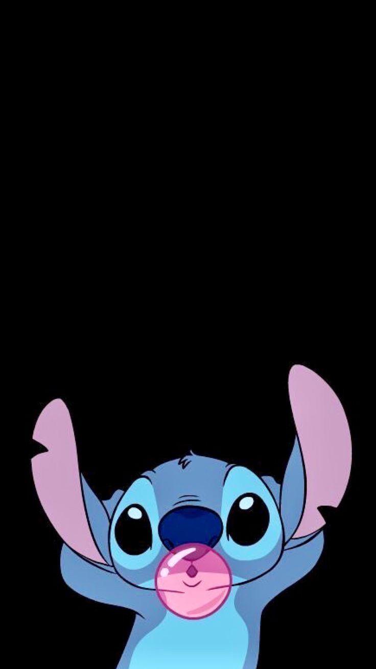 Stitch Phone Wallpaper In 2020 Cartoon Wallpaper Iphone Wallpaper Iphone Disney Cute Disney Wallpaper