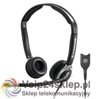 Słuchawki przewodowe Sennheiser CC 520 voip24sklep.pl
