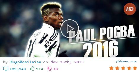 Download Pogba 2016 skills videos mp3 - download Pogba 2016 skills videos mp4 720p - youtube to...