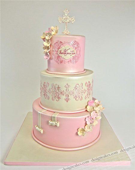 Utterly amazing Baptism cake