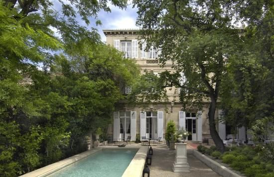hotel particulier arles - Google Search