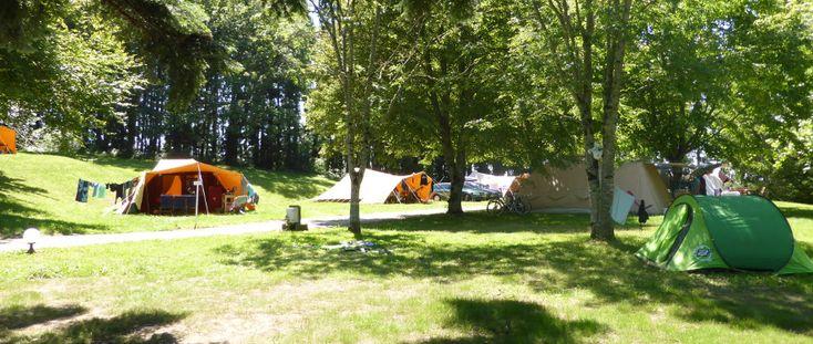 Kleine familiecamping Leplo, 65 plaatsen, Tarn, Haute Languedoc, zwembad #camping #frankrijk #tarn #kleinecamping