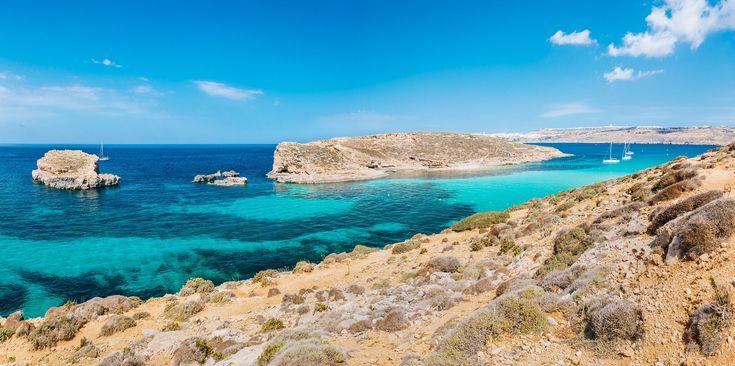 Maltas Schwesterinsel: Blaue Lagune auf Comino | Urlaubsguru.de