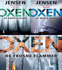 Oxen trilogien er en hektisk og hæsblæsende krimi og thriller bogserie om krigsveteran Niels Oxen. Klik på forsidefotoet for at læse mere om de tre bind.