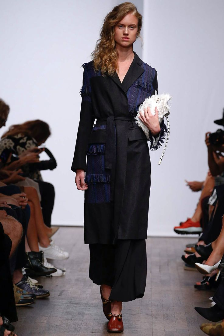 Carin Wester, Look #1