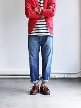 standard 5p denim vintage wash - Google 検索