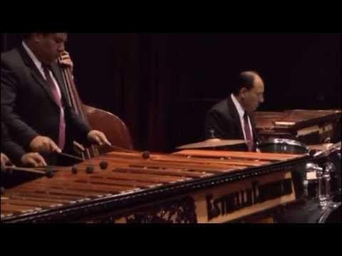 Ensamble de Marimbas del Colegio de Contadores Publicos y Auditores Guat...