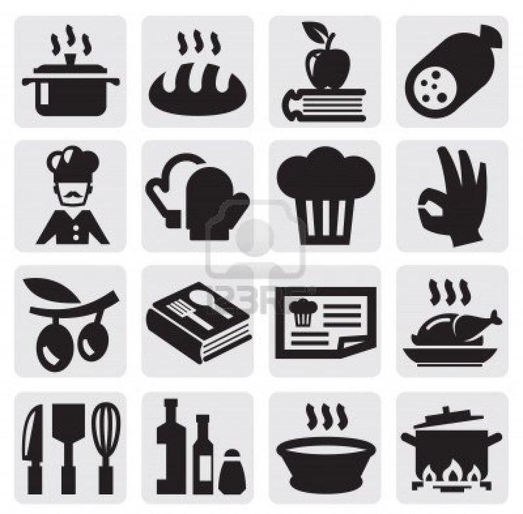 18 mejores im genes sobre iconos cocina y menaje en for Menaje de cocina para restaurante
