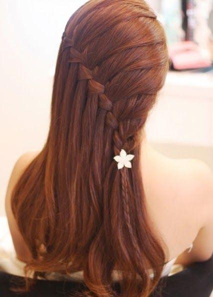 Hair inspiration #cute #braid