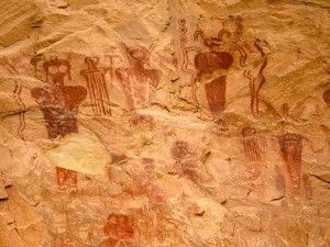 """Our ancient world continues to become more mysterious by the day, as 10,000 year old rock paintings depicting possible extraterrestrials and UFOs have been found in Chhattisgarh, India. These can be added to the long list of mysterious and unexplained """"ancient art"""" that seems to lend to the belief that our ancient world and the people who lived at that time had contact with beings that did not originate from this planet."""