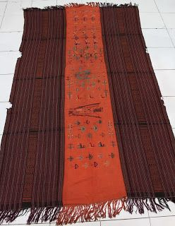 Timor Art: Cloth From Manulea. SOLD