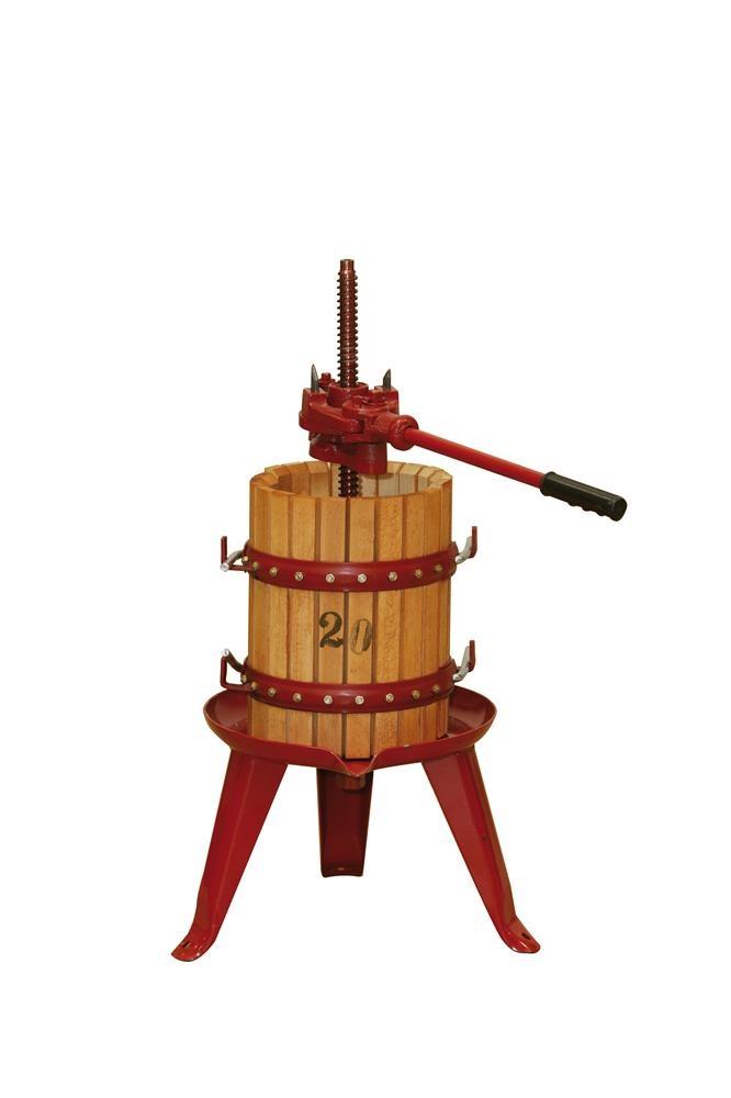 Pressoir à cliquet pour jus, vin, cidre...