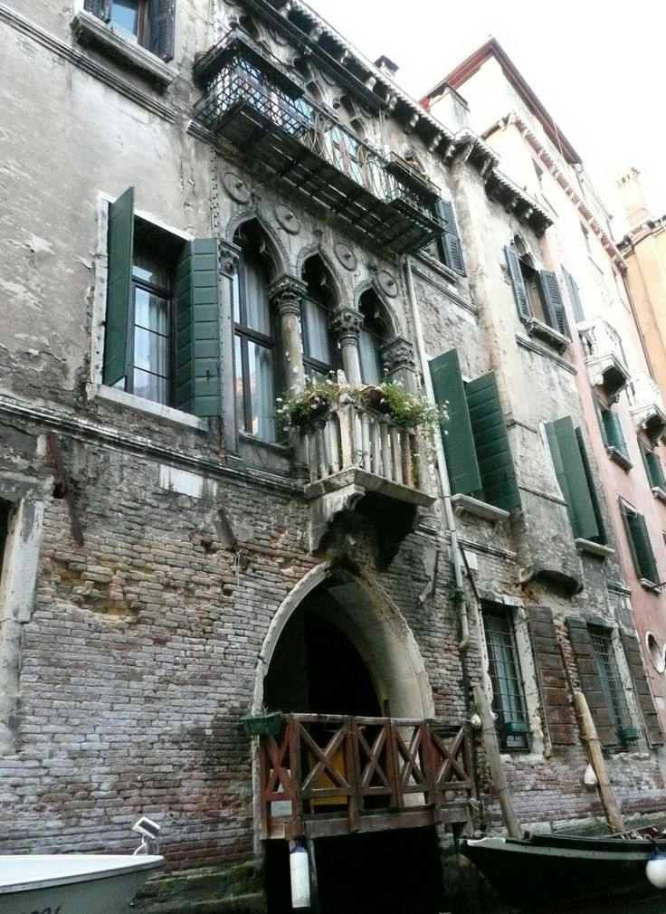 home of Marco Polo in Venice, Italy