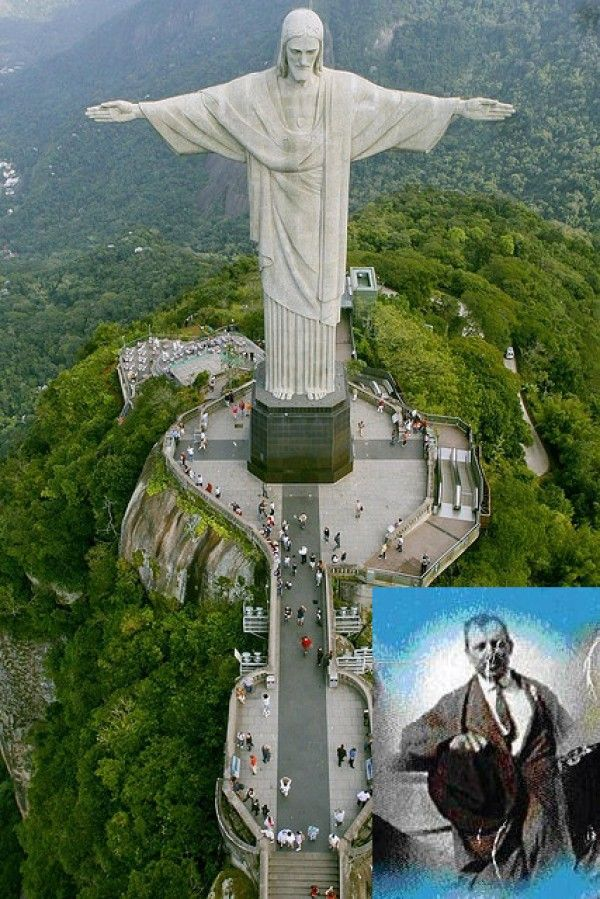 "Gheorghe Leonida became famous after his contribution at the statue ""Cristo Redentor"" (""Christ the Redeemer"")  in Rio de Janeiro, edifice classified in 2007 as one of the seven new wonders of the world."