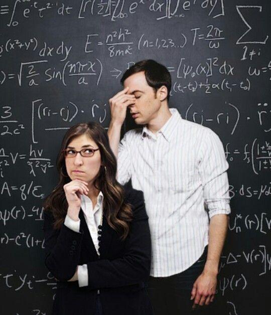 Shamy. (Amy, Sheldon, Big Bang Theory)