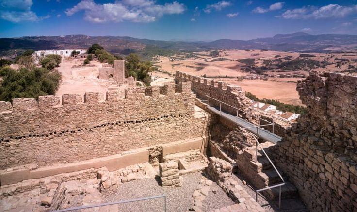 Francisco Reina, Jesús Granada · Intervention on the Castle of Jimena de la Frontera