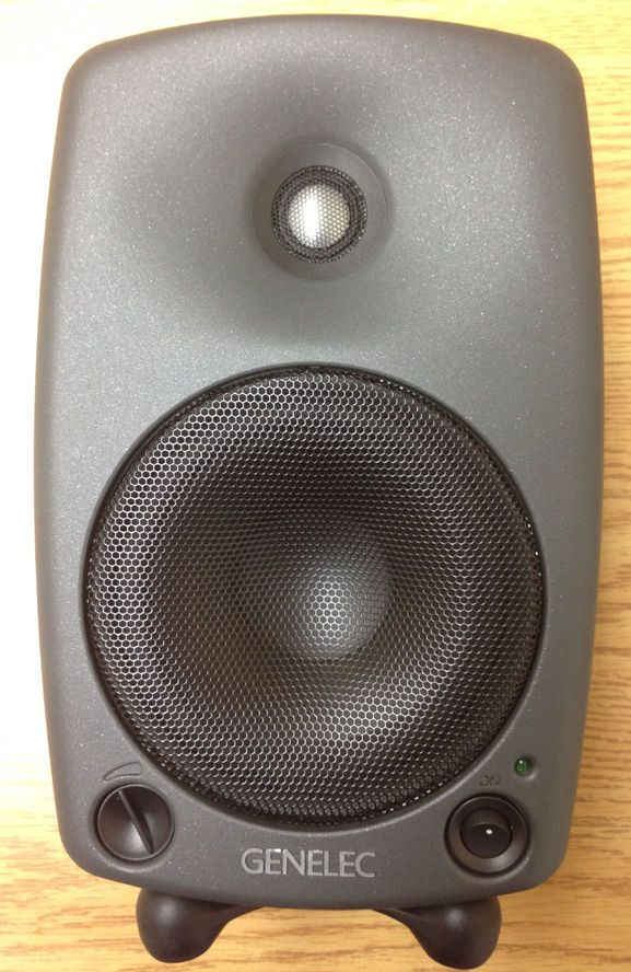 Genelec 8030A 5 2-Way Active Nearfield Monitor *Special sale 2 for 1 price
