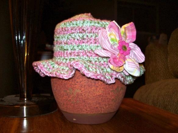 New Flower Sun Hats