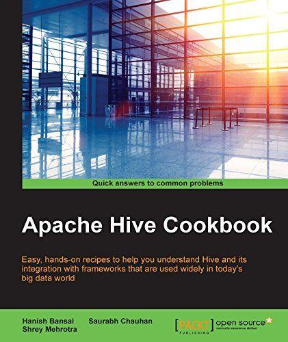 Apache Hive Cookbook Pdf Download e-Book
