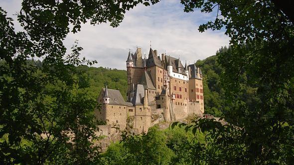 Wenn Alte Gemauer Verzaubern Die Burg Auf Dem Berg Hohenzollern 2020 風景