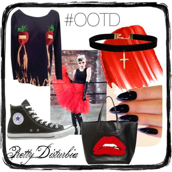 Pretty Disturbia outfit of the day