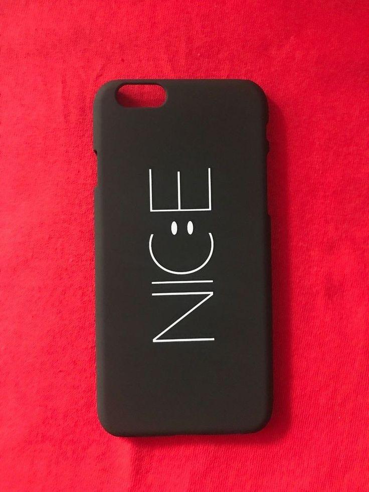 NICE Smiling Face Phone Case For iPhone 6/6s Plus #UnbrandedGeneric