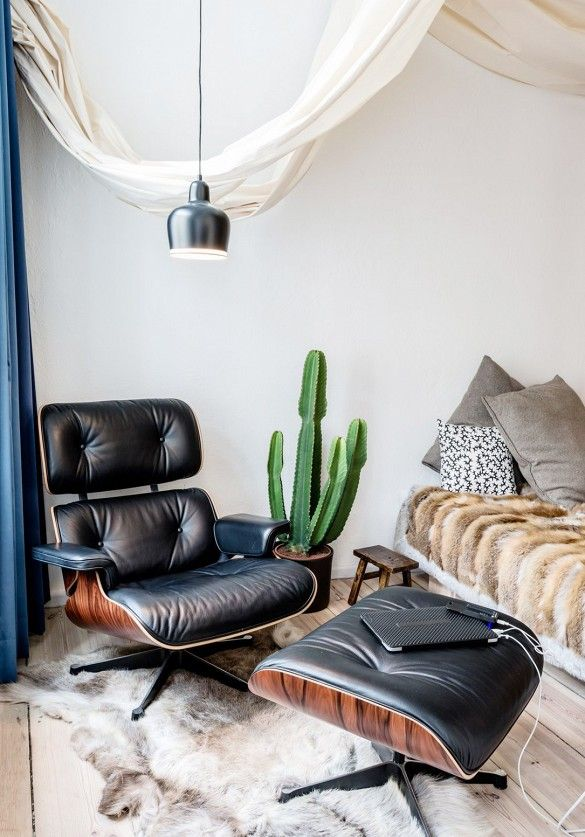 115 best Eames Lounge Chair images on Pinterest Eames lounge