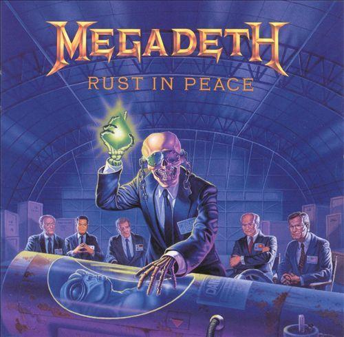 Rust in Peace - Megadeth [thrash metal perfection!]