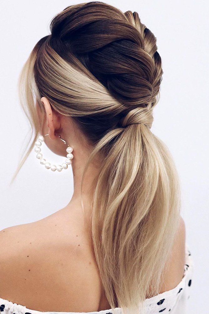 72 Best Wedding Hairstyles For Long Hair 2019 Wedding Forward In 2020 Hair Styles Long Hair Styles Easy Hairstyles For Long Hair