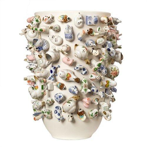Vaas souvenir Zoo XL - pols potten