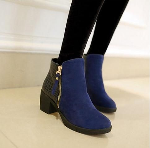 Black Shoes For Women Boots