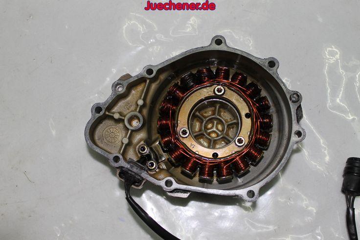 Kawasaki ZX6R ZX600J  Ninja Baujahr 2002 Lichtmaschine Stator  #Ankerplatte #Lichtmaschine