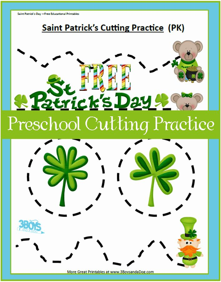 Fun St. Patrick's Day Preschool Crafts and Activities