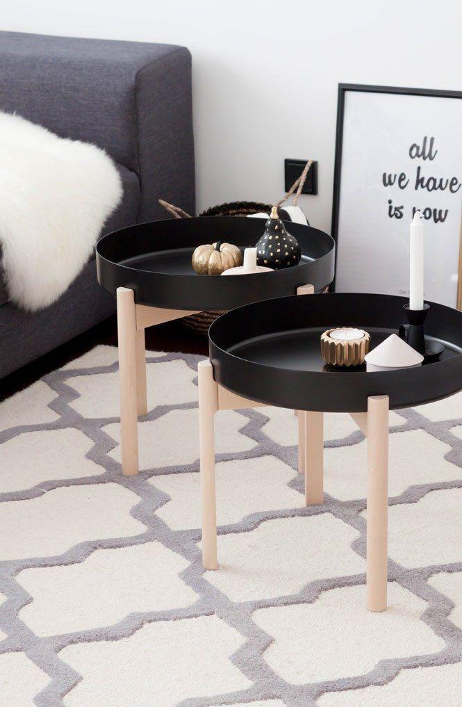 Wohnbereich Mit Ypperlig Von Ikea Soul Follows Design Ikea Couchtisch Couchtisch Landhaus Ypperlig Ikea