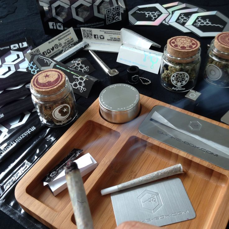 Being organized while getting ready to #smoke some #weed makes it a perfect…